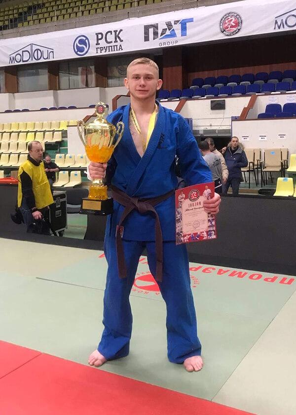 Новиков Дмитрий — Федерация кудо России