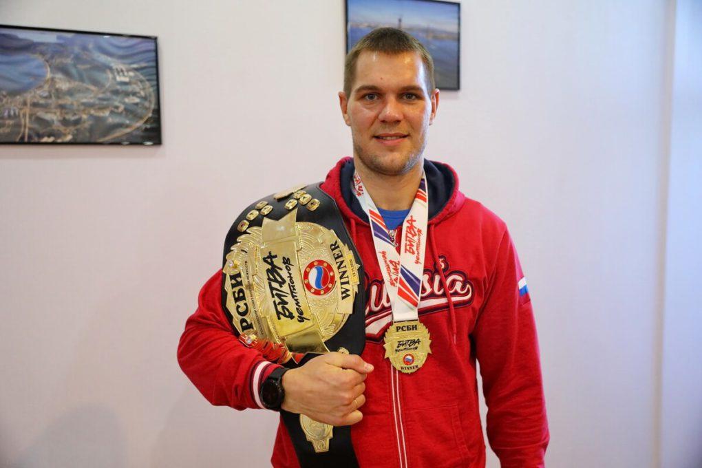 Евгений Шаломаев — Федерация кудо России