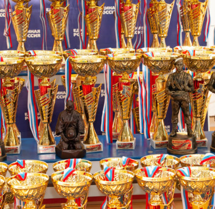 Всероссийские соревнования по кудо памяти сотрудников центра специального назначения ФСБ России